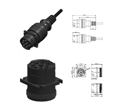 connector cable,M12 connector,obd connector, cable connector
