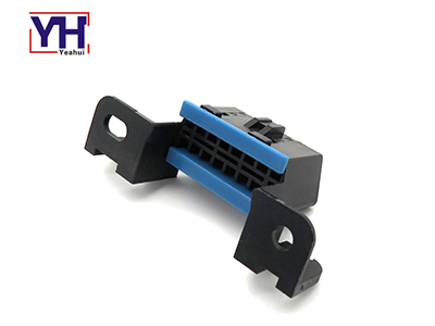 VOLVO Version 16 Pin Obd2 Female Connector SAE J1962 connector