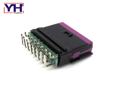 24V Female obd2 90 degree adapter  Applied in and Container Tracking Device