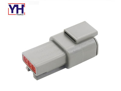 YHDTM04-3P Deutsch 3Pin male Connector For Mobile Construction Equipmen