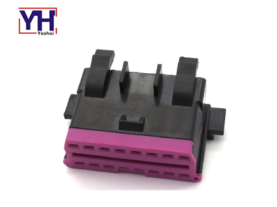 YH1008-2 OBDII Female Connector Assembly With Terminal Position Assurance Retainer