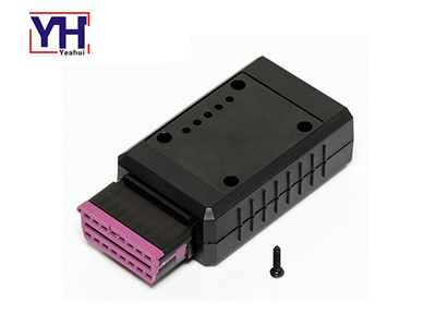 EOBD (SAE J1962) Female Enclosure for OBD2 GPS Tracker Vehicle