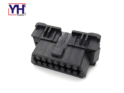 Crimping J1962 ObdII Female Connector with High Quality POCAN material