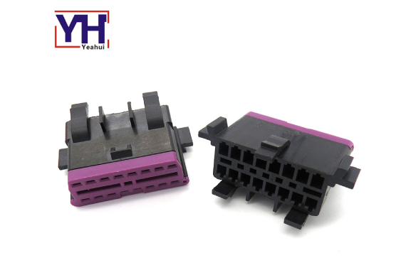 24V OBDII Female Connector