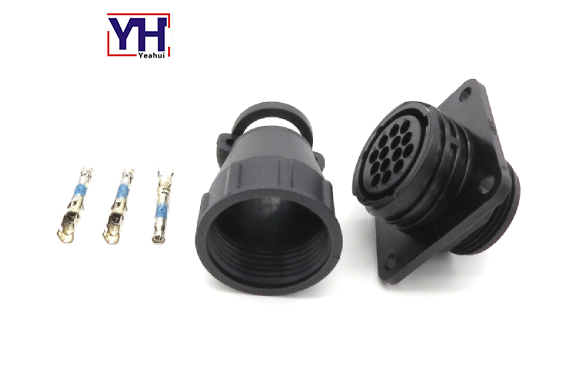 waterproof vehicle electrical connectors