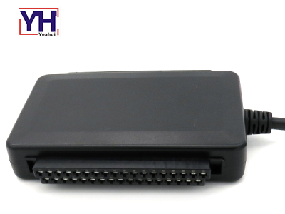 YH3004 Automotive ECU 35pin Male to Female Plug For Chip Tuning Interface
