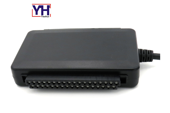 automotive ecu connector plug