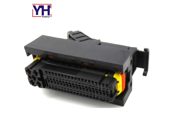 Tyco 81pin Automotive electrical connector