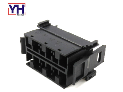 YH3016 12pin Female Black Connector Kit for LPG Electronic Control Unit