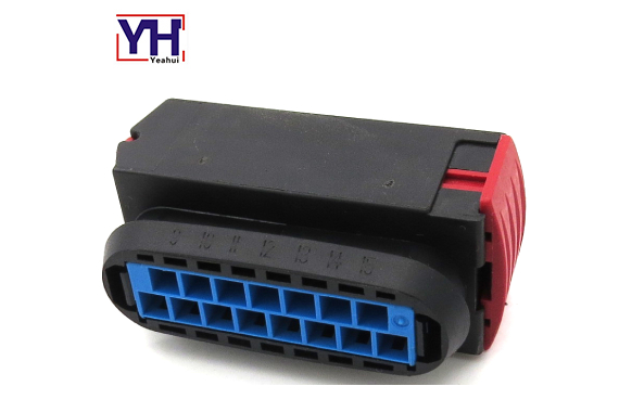ecu 15pin female connector
