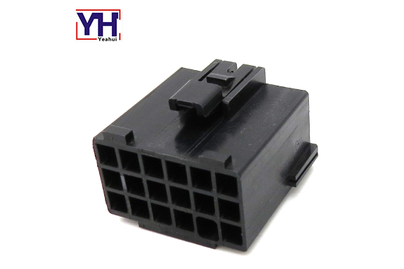 Automotive 18pin electrical female connector