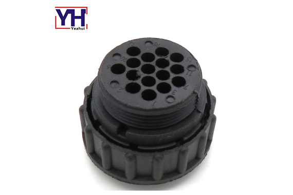 assembly cpc 16pin female connector
