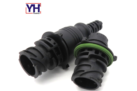 4Pin male SCANIA connector