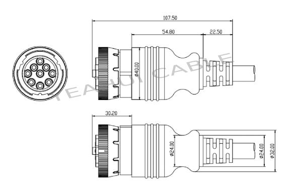 deutsch connector kit