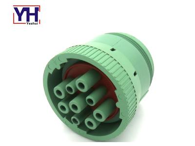 YH6020 9pin Deutsch Plug In Heavy Duty Vehicle Sector