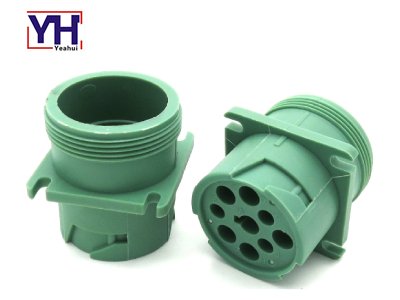 YH6021 Deutsch Connector 9pin in Mining Industries and Fleet Management