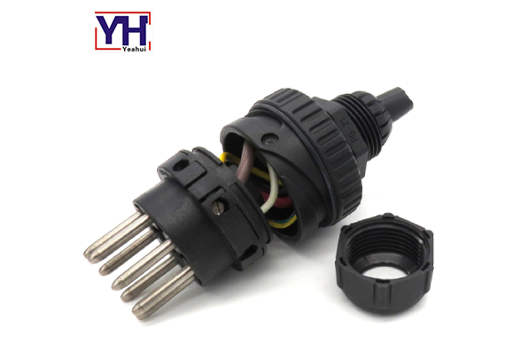 7pin 24V socket