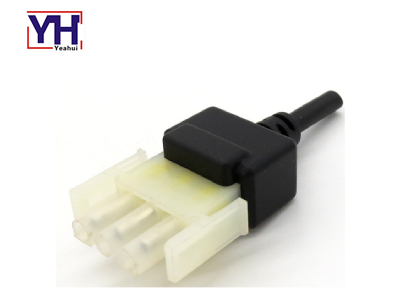 YHTE350766-4 3in Female Electrical Connector For Marine Scanner Codes