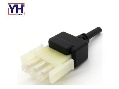 YHTE350766-4 Conector Eléctrico Hembra de 3 pulgadas para códigos de escáner marino