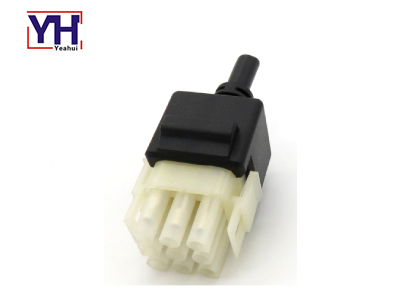 YHTE1-480706-0 9pin Electrical Socket Marine Connector For Marine Scanner Codes