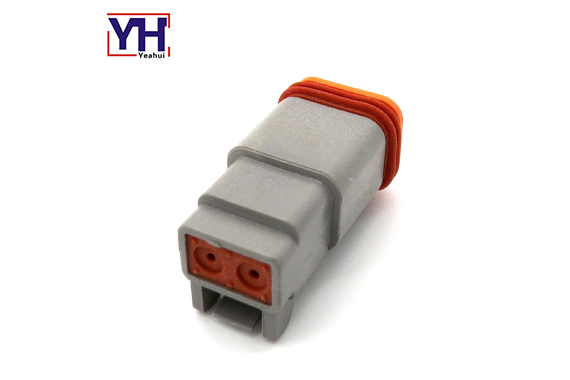 Deutsch 2pin female connector