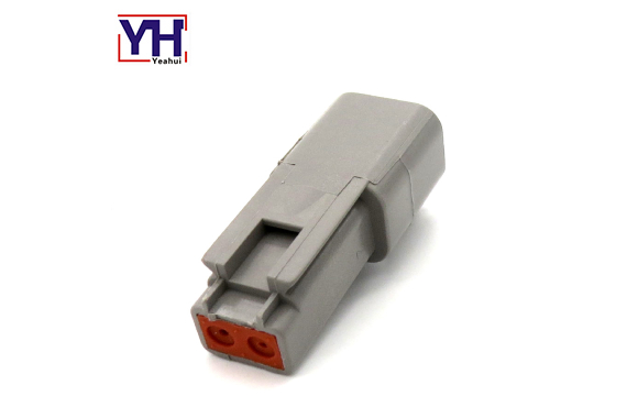 Agriculture Deutsch 2pin Male Connector