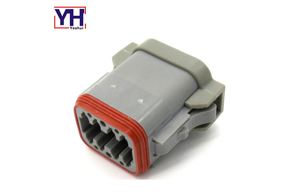 Deutsch 8pin grey connector
