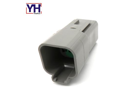 6pin male plug