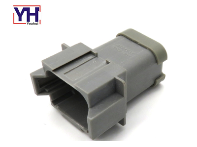 YHDT04-08PA 8pin Male Agriculture Electrical Connector According To Amphenol