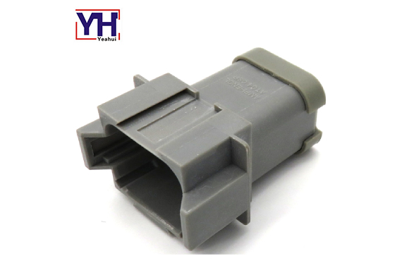 8pin male agriculture electrical connector