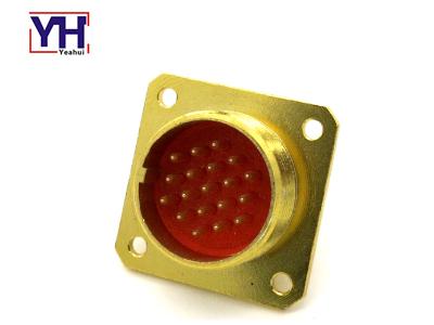 YH9001-4 PY04-19 Socket Conectores Circulares Electrónicos A prueba de Agua