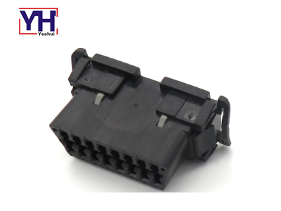 YH1030-2 OBD2 Connector Female With Black Core For Chrysler Used On Alarm System