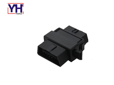 YH1036 OBD Male to Female Converter  For Fleet Logistics Tracking And Diagnostics