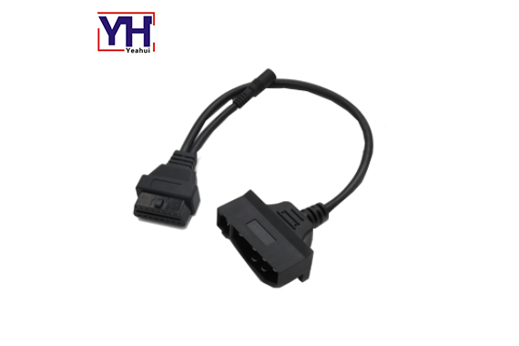 7pin diagnostic connector