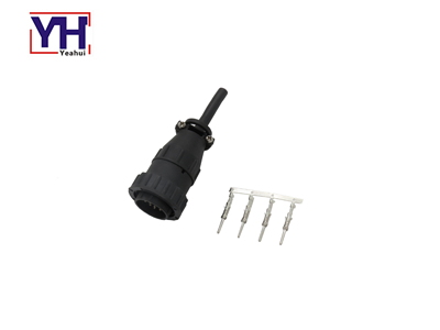 YH2006 Assembled Mercedes-Benz MB 14pin male auto connector for vehicle diagnostic equipment