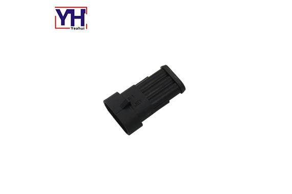 Qualified Fiat 3pin male connector