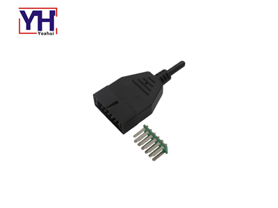 YH2031 Automotive 12pin Wire Connector For General Motor