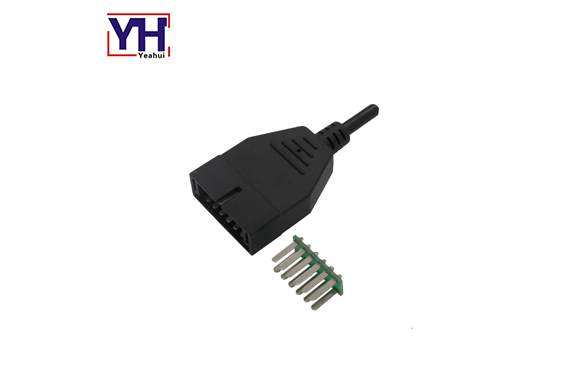 Automotive 12pin wire connector