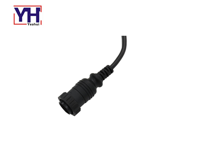 YH2033-3 PVC molding Mercedes Benz 14pin male connector for EOBD universal diagnostic tester