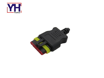 YH8020F FIAT 6pin Female Quick Electrical Connector