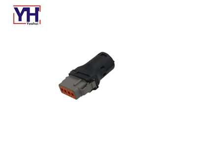 YHDTM06-12SA Agriculture Electrical Connector for Medical Agriculture Car Industry