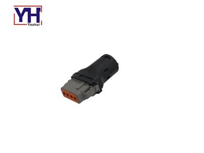 YHDTM06-12SA Agricultura Conector Eléctrico para la Industria Automotriz de Agricultura Médica