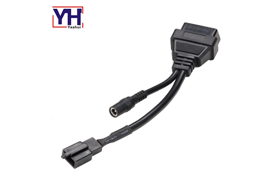 Assembly type Kia 20pin Male Connector