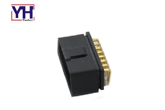 OEM auto scanner obd obd2 male cable right angle obdii connector
