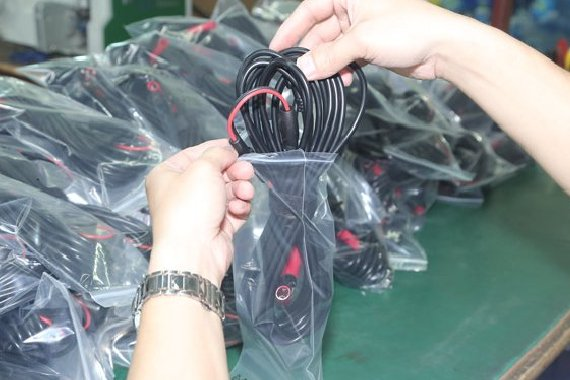 Wire harness processing 1: wire selection