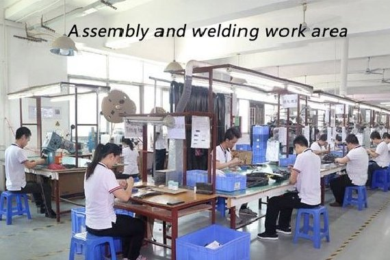Harness processing 4: assembly