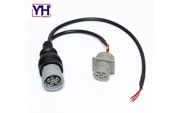 Deutsch HD 6pin male to HD 6pin Female Wiring Harness