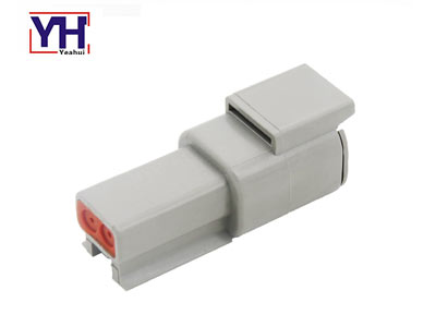 YHDTM04-2P Deutsch 2Pin male Connector For Agricultural Machinery