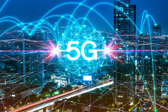 The application areas of 5g