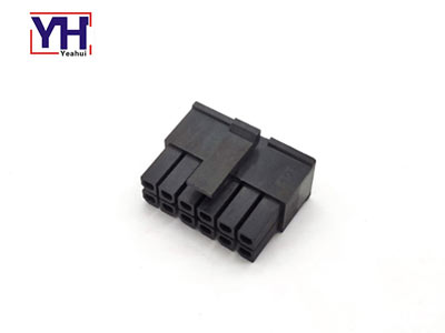 43025 series 12 pin female connector 3.0mm Pitch molex housing